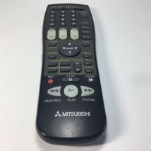 Original Mitsubishi  WS65313 WS65313A WS65315 WS65315A Remote Control TESTED - $9.89