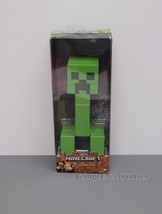 """Mojang Mattel Minecraft 8.5"""" Creeper Large-Scale Pixelated Action Figure Green - $29.99"""