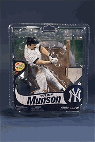 MLB New York Yankees McFarlane 2012 Series 29 Thurman Munson (2) Action Figur...