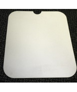 """RV Almond Sink Cover Size: 14 7/8"""" X 16 7/16"""" X 1/4"""" - $14.85"""
