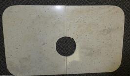 "RV Tan Corian Sink Cover/Cutting Board Set Size: 13 5/8"" X 23 1/8"" #DYN-... - $64.35"