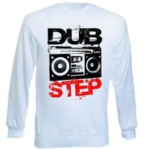 Dubstep Boombox - Graphic Sweatshirt M [Apparel] - $29.99