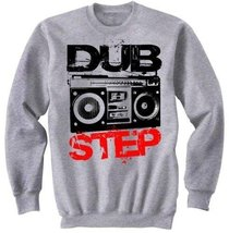 Dubstep Boombox - Graphic Sweatshirt S [Apparel] - $29.99