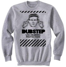 Dubstep Hearing Protection - Graphic Sweatshirt S [Apparel] - $29.99