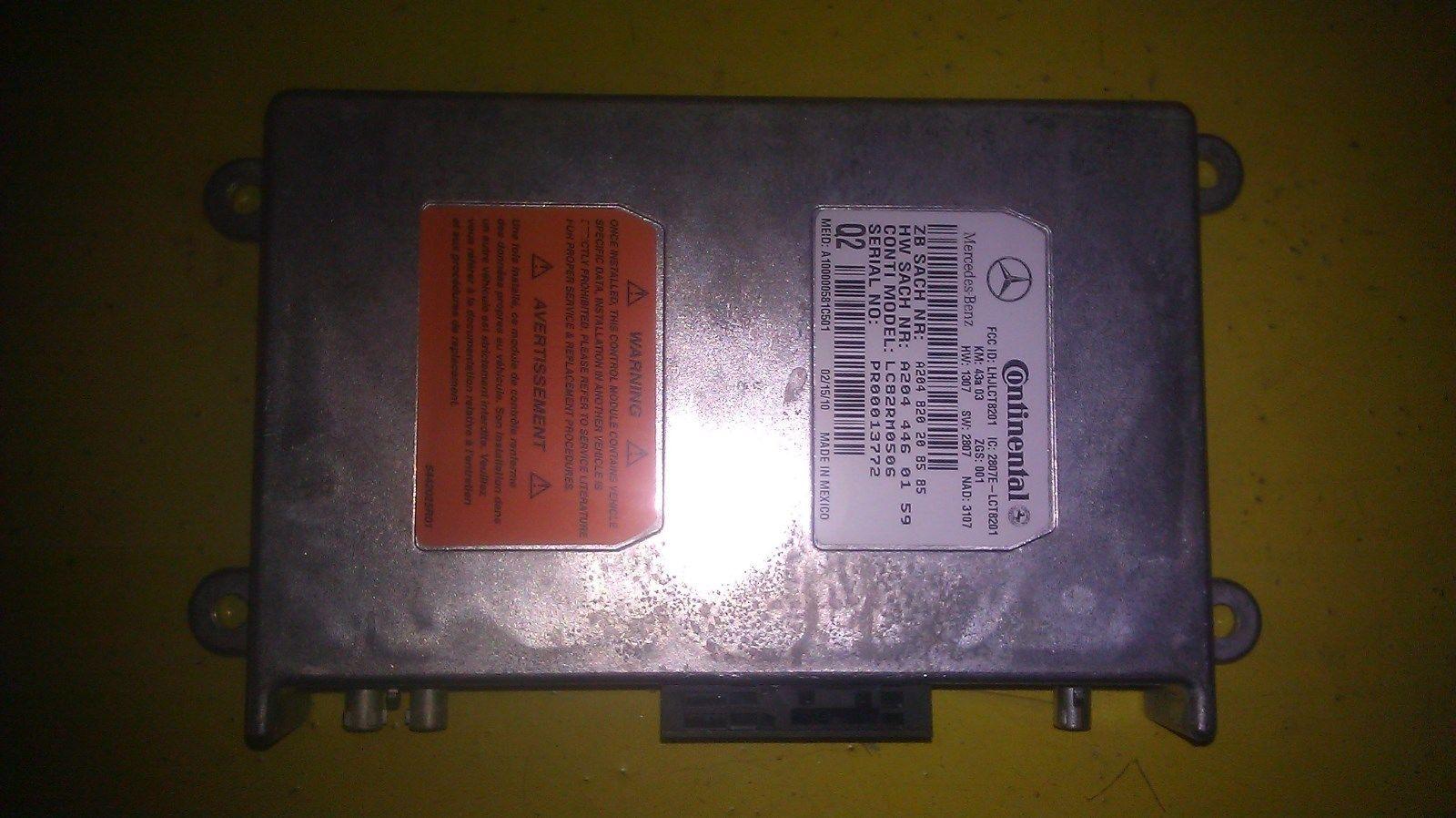 Genuine mercedes benz tele aid vcm control module for Tele aid mercedes benz
