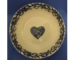 Folk craft hearts ceral bowl blue thumb155 crop
