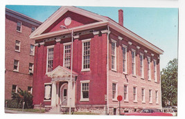 Media PA Delaware County Institute of Science South Ave 1975 Vintage Pos... - $7.59