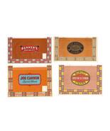 Cigar Box Labels 4 Diff Bankers Bouquet Peter Schuyler Joe Cannon Irvin ... - $7.59