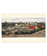 Russia USSR Moscow Exhibition Economic Achievement Vtg Soviet Era Postca... - $5.69