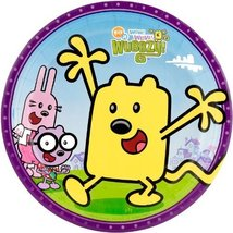 Wow! Wow! Wubbzy! Dinner Plates (8 count) - $5.89