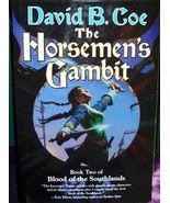 The Horsemen's Gambit 2 by Coe & Coe HARDCOVER BOOK Wizards & Magic - $4.00