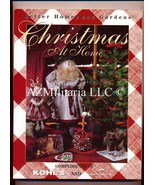 Better Homes and Gardens Christmas At Home: - $2.75