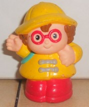 Fisher Price Current Little People Maggie Girl #72699 FPLP - $5.90