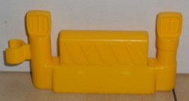 Fisher Price Current Little People Construction Barrier FPLP Accessory - $5.90