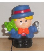 Fisher Price Current Little People Eddie The ringmaster #2 #72753 FPLP - $5.90