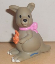 Fisher Price Current Little People Kangaroo FPLP - $3.00