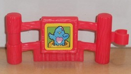 Fisher Price Current Little People Fence Bird FPLP Accessory - $5.90
