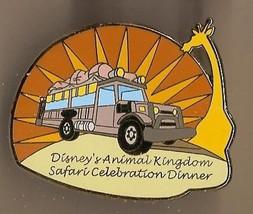 Disney Pin Animal Kingdom Safari Celebration Dinner LE VHTF - $18.70