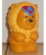 Fisher Price Current Little People Lion #2 FPLP - $5.90