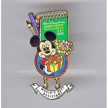 Administrative Professionals Day 2005 - Mickey Mouse LE 1500 Disney Pin ... - $18.70