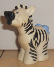 Fisher Price Current Little People Female Zebra FPLP - $3.00
