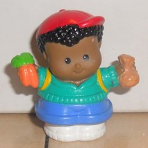Fisher Price Current Little People Boy AA #2 #72372 FPLP - $5.90