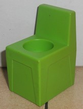 Fisher Price Little People Lifeguard Chair Green #2562 Swimming Pool FPLP - $9.50