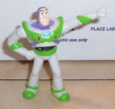 Disney Toy Story Buzz Lightyear PVC Figure HTF - $4.95