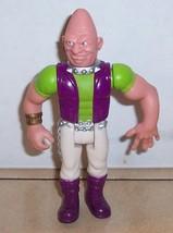1989 Kenner Police Academy NUMBSKULL action figure Rare HTF Vintage - $14.03