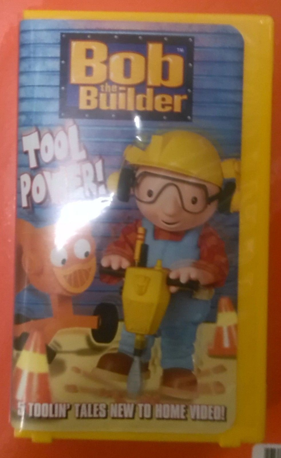 Bob The Builder Tool Power Vhs Tape And 18 Similar Items