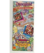 1993 Disneyland Guidebook Brochure - $23.38