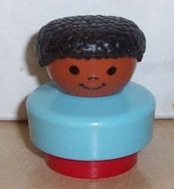 Vintage 90's Fisher Price Chunky Little People Tyler #2372 2393 2394 fig... - $5.90
