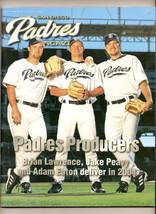2004 MLB San Diego Padres Program September - $14.03