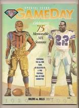 1994 NFL Program Sept 18th Bills @ Oilers - $9.50