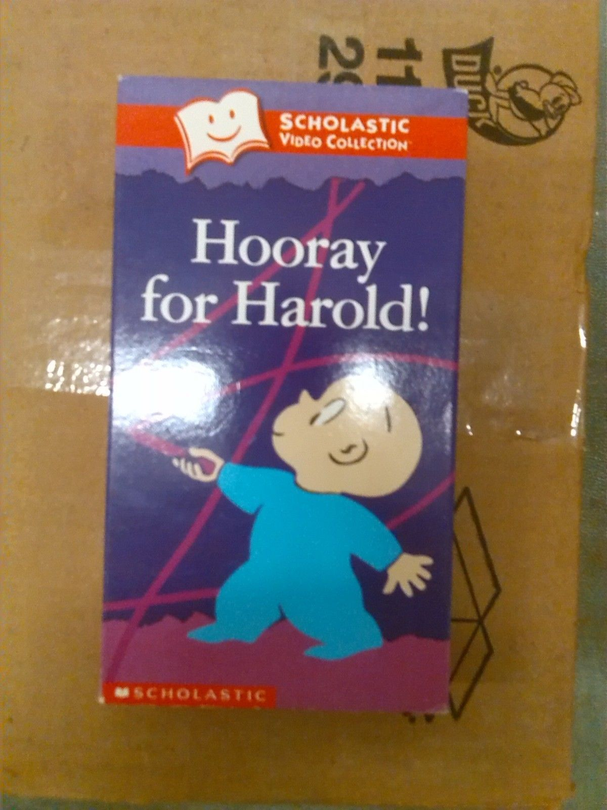 Scholastic Video Collection Hooray For And 17 Similar Items