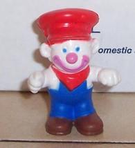 1981 MEGO Clown Arounds PVC Figure Vintage #9 - $14.03
