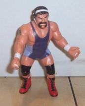 1990 WCW Galoob Rick Steiner Action Figure Rare VHTF - $14.03