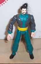 1994 Kenner The Shadow Shiwan Khan Action Figur... - $9.50