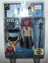 2003 Palisades Muppets Series 6 Clifford Tan Vest blue Shirt NRFP HTF - $28.05