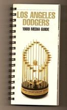 1989 Los Angeles Dodgers Media guide MLB Baseball - $18.70