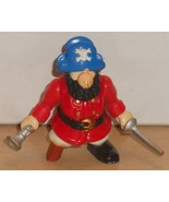 Vintage 1994 Fisher Price Great Adventures Pirate Captain Sets #7043 77043 - $5.90