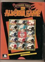 1994 MLB All Star Game Program Pittsburgh Pirates - $32.73