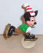 Disney Mickey Mouse PVC Figure By Applause VHTF Vintage - $9.50