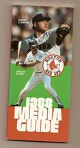 1988 Boston Red Sox Media Guide MLB Baseball - $18.70