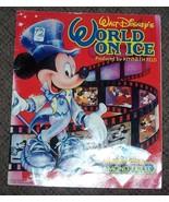 1987 Walt Disney On Ice Mickey Mouse Diamond Jubilee Program Vintage Rar... - $44.55
