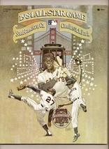 1984 MLB All Star Game PRogram San Fransico - $32.73