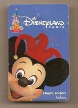 1997 Disneyland Paris 5th Anniversary Passport Mickey - $28.05
