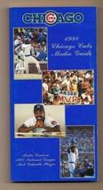 1988 Chicago Cubs Media Guide MLB Baseball - $18.70