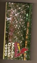 1999 St Louis Cardinals Media Guide MLB Baseball - $18.70