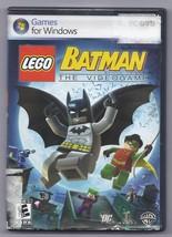 LEGO Batman: The Videogame (PC, 2008) - $9.50